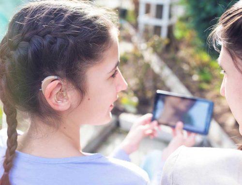 Hallókészülék és a kamaszok