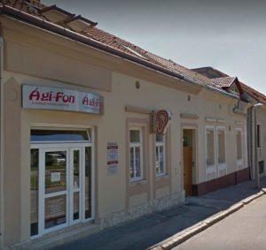 ÁgiFon Pécs