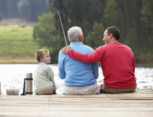 Apák Napja: Segítsen neki, hogy ne maradjon ki a beszélgetésből!