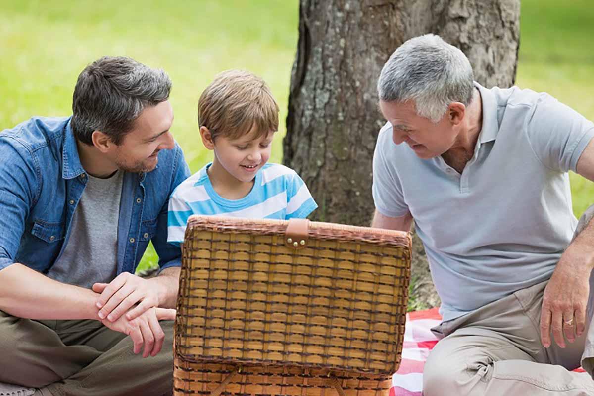 Apák Napja: Segítsen neki, hogy ne íki a beszélgetésből!